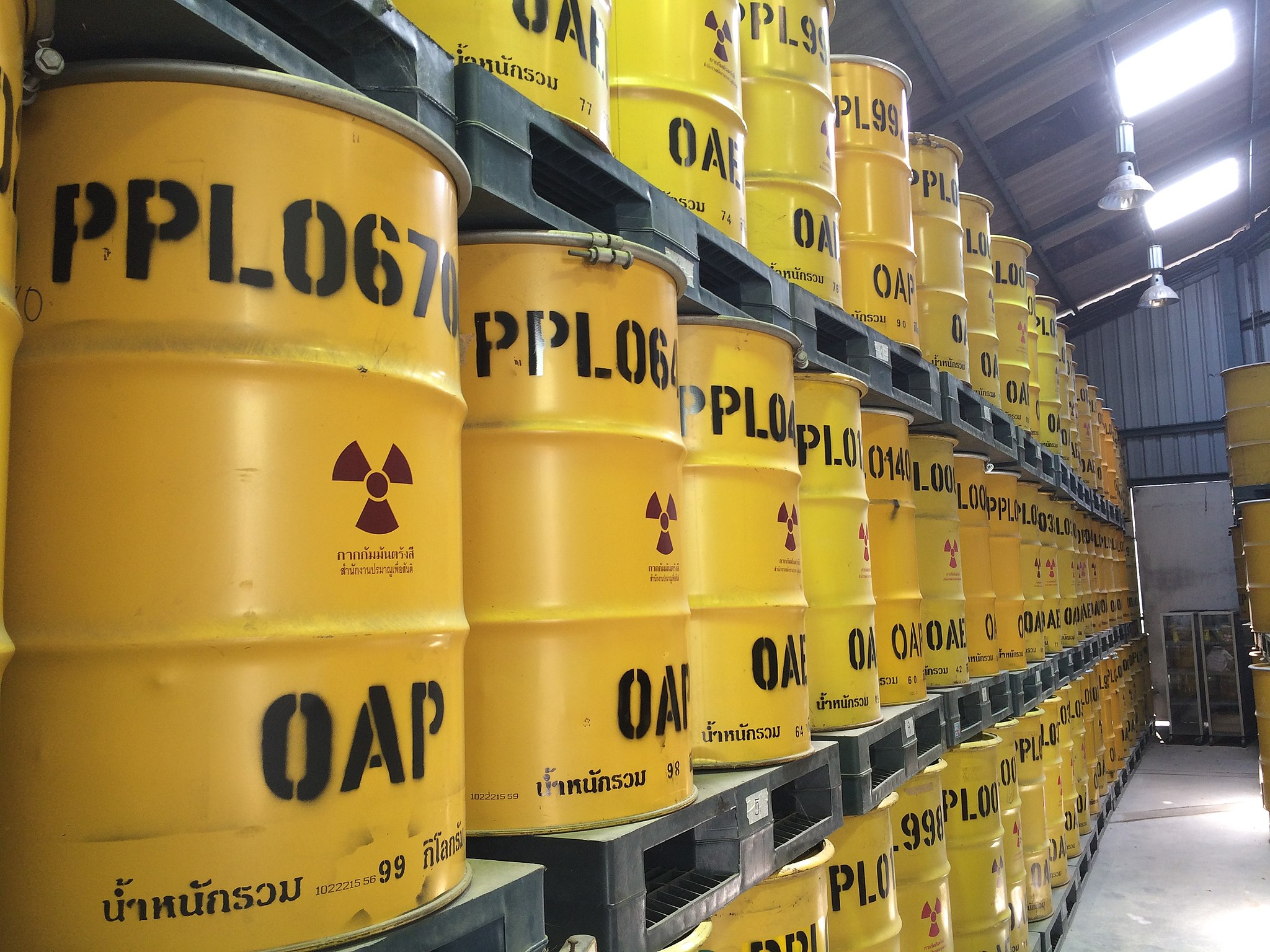 Solving the Unsolvable: Nuclear Waste Solutions for the ...