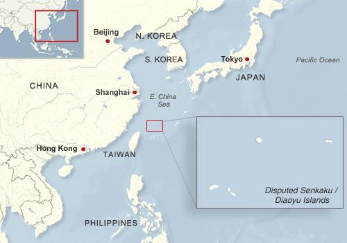 Senkaku Islands/East China Sea Disputes -- A Japanese Perspective ...