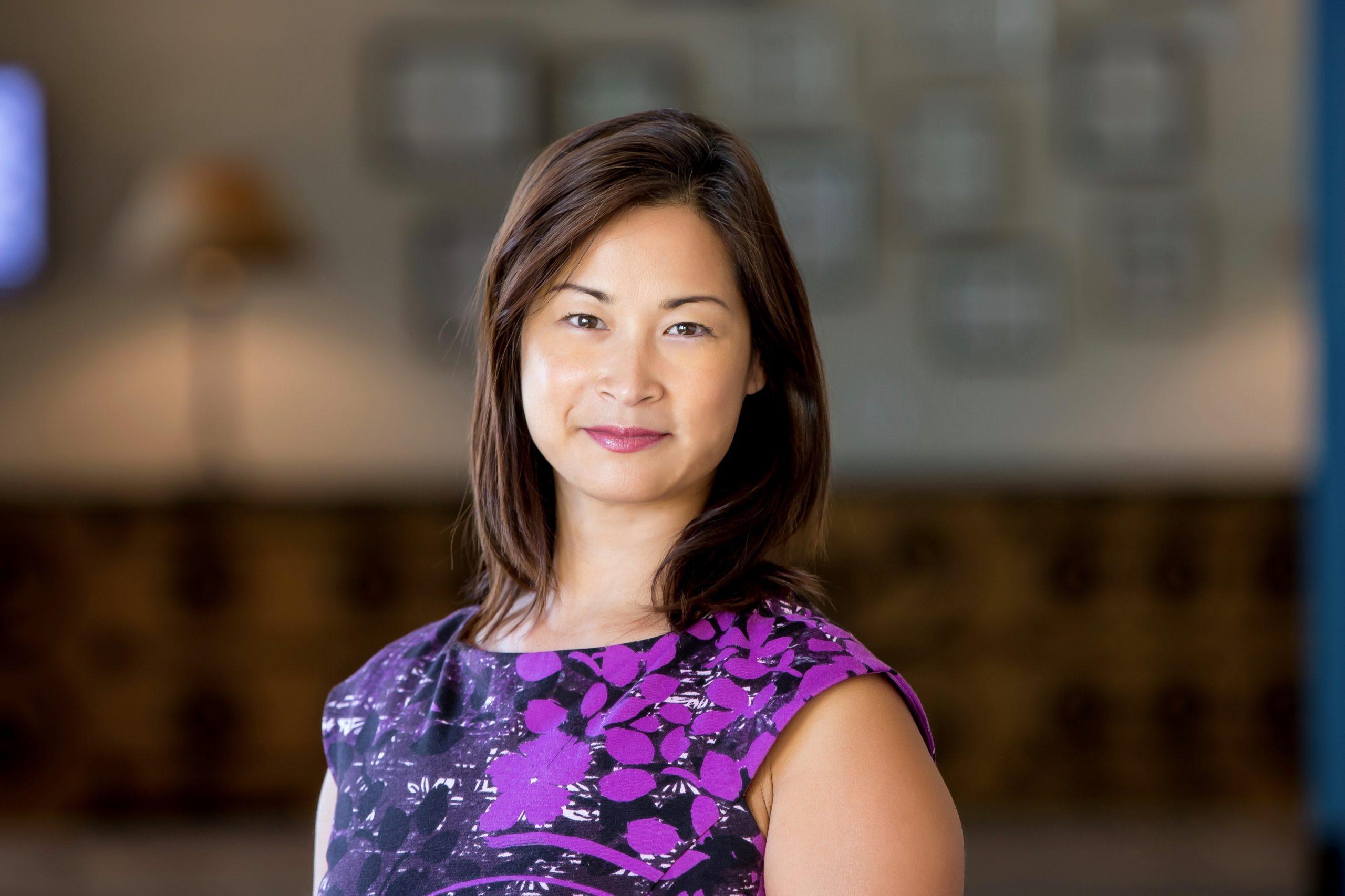Christine Harada • Stimson Center