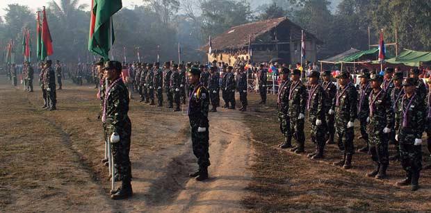 The Karen Conflict: Divisions Challenge Myanmar's Peace Process • Stimson  Center