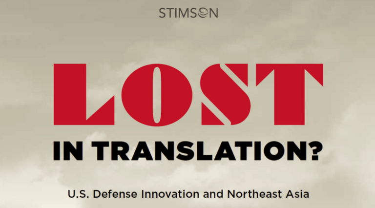 Asia • Stimson Center--www.stimson.org