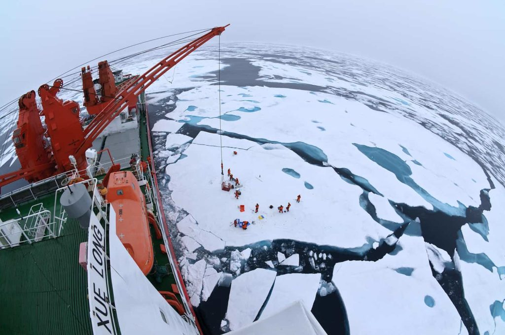 China's Interests in the Arctic